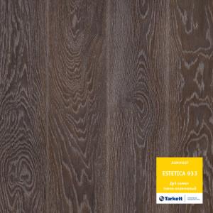 Ламинат Tarkett «Дуб Селект темно-коричневый» из коллекции Estetica